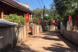 Đồng bào dân tộc Thái xã Viêng Lán hiến đất xây dựng nông thôn mới