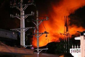 Cần Thơ: Công ty xảy ra cháy lớn từng bị phạt vì vi phạm PCCC
