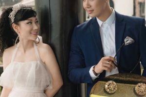 Vợ mới cưới của Trương Nam Thành bức xúc vì tin đồn 'trốn chụp ảnh chung với khách'