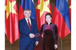 Việt Nam là đối tác đặc biệt của Nga