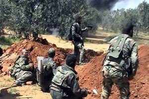 Quân đội Syria giáng đòn hủy diệt khủng bố tại Hama