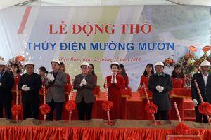 Thủy điện Mường Mươn (Điện Biên): Khởi công... vào phút chót?