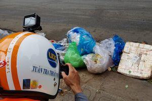 Công nghệ 4.0 dọn rác nắp hố ga, miệng cống ở TP.HCM như thế nào?