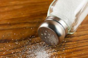 Mỗi ngày nên ăn bao nhiêu muối?