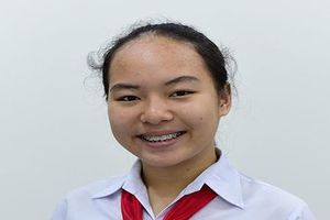 Một học sinh Sài Gòn được vinh danh công dân trẻ tiêu biểu