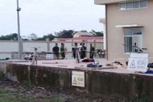 4 công nhân tử vong ở Nhiệt điện Duyên Hải