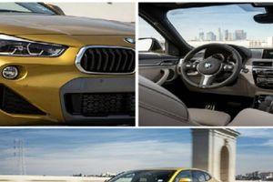 Đẳng cấp, sang trọng nhưng xe ô tô BMW X2 vẫn thiếu tiện ích
