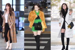 Vì đâu mà 3 kiểu áo khoác này được sao Hàn yêu thích đến vậy?