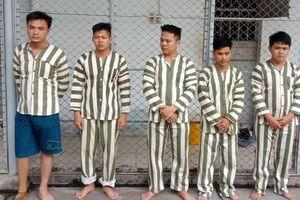 Bắt băng nhóm đánh đập, giam lỏng người để đòi tiền cá độ bóng đá