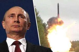 Tung 'vũ khí bất khả xâm phạm' trước thềm năm mới, TT Putin khiến phương Tây 'ớn lạnh'?