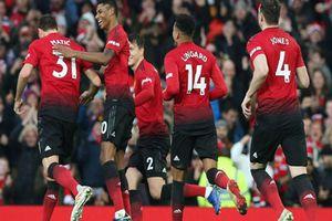Nhìn lại chiến thắng ấn tượng của Man Utd trước Huddersfield