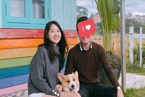 'Hot girl Reuters' Kiều Trinh úp mở hình ảnh bạn trai mới