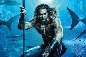 Thành công ngoài mong đợi, 'Aquaman' vượt mốc doanh thu 500 triệu USD