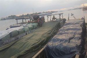 Triệt phá đường dây buôn lậu 90 tấn hàng ở An Giang