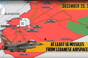 Israel không kích khiêu khích S-300, người Kurd muốn tìm thỏa thuận với Damascus
