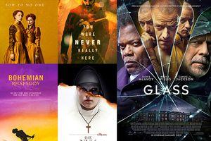 Trọn bộ 25 poster phim ấn tượng nhất năm 2018
