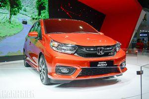 Honda Việt Nam: 'Chưa có giá bán cho mẫu xe Brio'