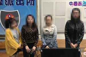 Đã có 9 người Việt Nam bị bắt giữ tại Đài Loan, trong đó 4 người ra trình diện vì quá sợ hãi