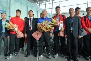 Vietnam Airlines tiễn Đội tuyển bóng đá quốc gia tham dự AFC Asian Cup 2019
