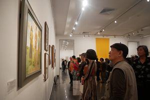 Triển lãm tranh nhân kỷ niệm 100 năm Ngày sinh họa sỹ Nguyễn Sỹ Ngọc