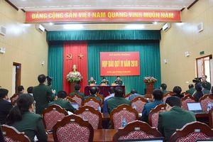 Bộ Quốc phòng sắp sếp, điều chỉnh tổ chức, biên chế một số cơ quan, đơn vị