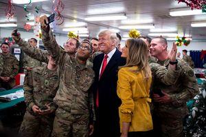 Các nghị sỹ Iraq lên án chuyến thăm bất ngờ của Tổng thống Trump