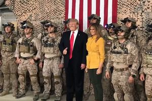 Đăng video lên Twitter, ông Trump đẩy hàng chục lính đặc nhiệm Mỹ vào thế nguy hiểm