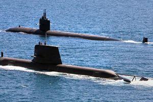 Kế hoạch nâng cấp hải quân của Australia