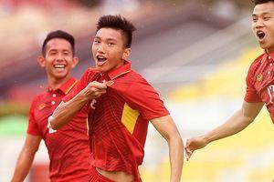 Đoàn Văn Hậu là cầu thủ trẻ thứ ba ở Asian Cup 2019