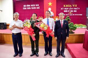 Ông Phan Thiên Định giữ chức Phó Chủ tịch UBND tỉnh Thừa Thiên Huế
