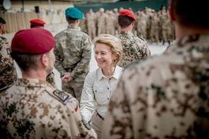 Đức dự tính chiêu mộ binh lính các nước thành viên EU