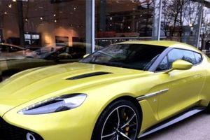 Giá 20 tỷ đồng dù đã qua sử dụng, siêu xe Aston Martin Vanquish Zagato có gì đặc biệt?