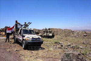 Quân đội Syria đã kiểm soát thành phố Manbij