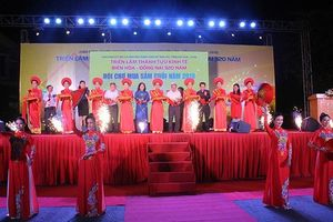 Biên Hòa – Đồng Nai tưng bừng kỷ niệm 320 năm hình thành và phát triển