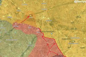 Cận cảnh quân đội Syria, quân cảnh Nga và dân quân 'Dân chủ Syria' đóng quân gần Manbij