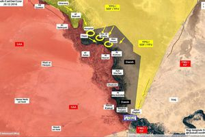 Dân quân Kurd - Ả rập chiếm thêm 1 khu dân cư, số phận IS ở Deir Ezzor được tính bằng ngày