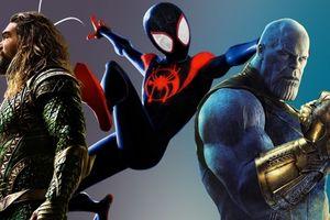 Top 9 phim siêu anh hùng đỉnh nhất 2018: Đứng đầu là 'đứa con' giỏi giang nơi 'đất khách' của đại gia đình Marvel