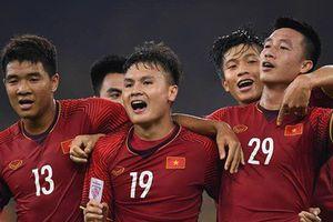 Chưa đá trận nào, đội tuyển Việt Nam đã lập 2 'kỷ lục' ở Asian Cup 2019