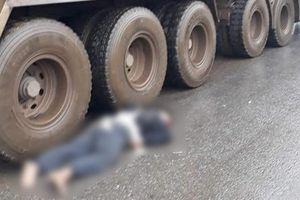 Lào Cai: Va chạm với xe đầu kéo, người đàn ông tử vong thương tâm