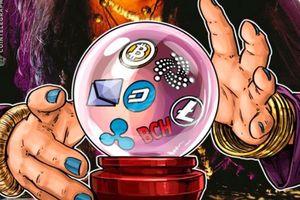 Giá tiền ảo hôm nay (28/12): Các chuyên gia dự đoán thị trường năm 2019 ra sao?
