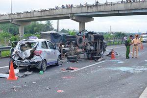 Trung bình một ngày xảy ra 50 vụ tai nạn giao thông trong năm 2018