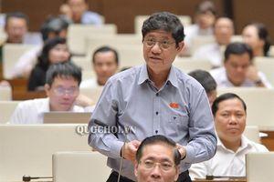 Đbqh Nguyễn Huy thái: đẩy nhanh tiến độ hoàn tất Dự án xây dựng Kho Dự trữ muối Quốc gia tại Bạc Liêu