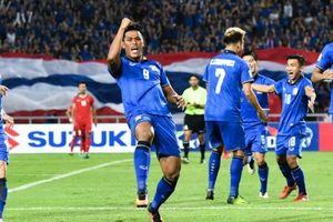 Thái Lan chốt danh sách dự Asian Cup 2019