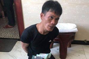 Nghi phạm trộm hơn 8 tỷ đồng ở Vĩnh Long bị bắt trong khách sạn