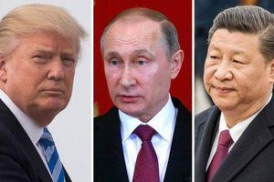 Những nhân vật quyền lực nhất thế giới năm 2018