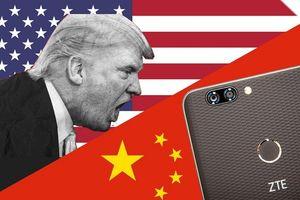 2018 - Năm đại họa của Huawei và ZTE