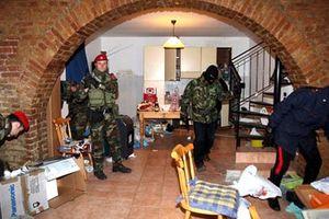 Phá mạng lưới buôn bán ma túy lớn nhất Châu Âu