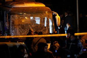 Quốc tế lên án vụ đánh bom xe chở du khách Việt Nam ở Ai Cập