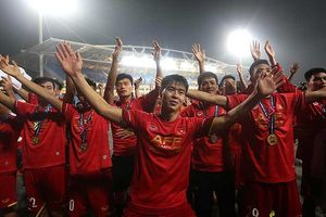 Đội tuyển Việt Nam tại Asian Cup: Nhỏ mà có võ
