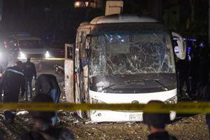 Xe chở du khách Việt bị đánh bom: Giả thiết đầu tiên